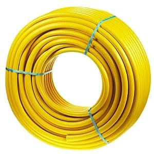 Kingfisher PP750 50 m Pro Platinum Professional Hammer Hose - Yellow