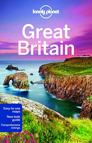 Lonely Planet Great Britain (Country Regional Guides) (Manchester Lonely Planet)