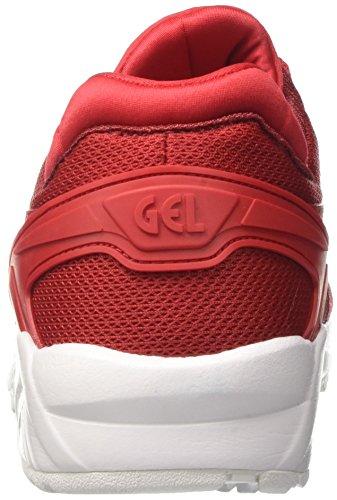 Asics Gel-Kayano Trainer Evo, Scarpe da Ginnastica Uomo Rosso (True Red/True Red)