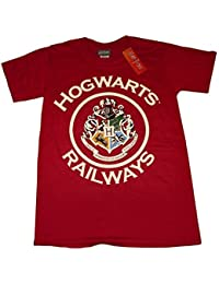Harry Potter Hogwarts Railways Crest OFFICIAL Hogwarts Express Unisex T-Shirt