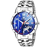 #6: Armado AR-104-BLU EXCLISIVE Day and Date Watch-for Men