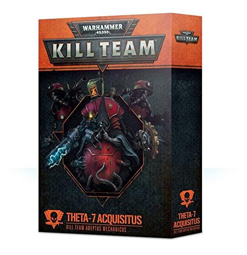 Theta-7 Acquisitus - Adeptus Mechanicus Kill Team (English)