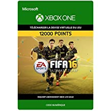 FIFA 16 12000 FIFA Points [Extension De Jeu] [Xbox One – Code jeu à télécharger]