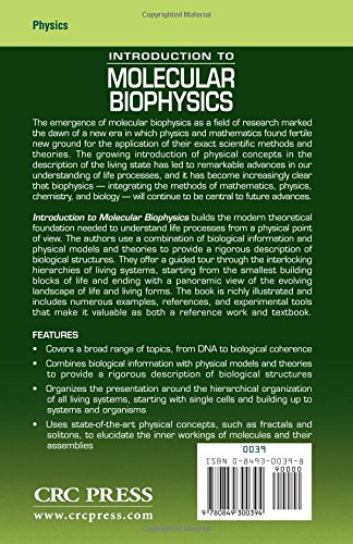 Introduction to Molecular Biophysics (Pure and Applied Physics)