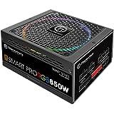 Thermaltake Smart Pro RGB PS-SPR-0850FPCBEU-R Bronze PC-Netzteil (850W, 14 RGB Lüfter, 80 Plus)schwarz/RGB - gut und günstig