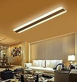 Woward LED Deckenleuchte Deckenlampe Wohnzimmer schlafzimmer Küche   Lichtfarbe Warmweiß (36)