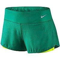 "Nike 3"" Rival Jacquard 2IN1 Short - Pantalón corto para mujer, color multicolor, talla M"