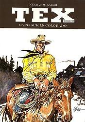 Tex, Tome 13 : Sang sur le Colorado