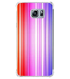 Colourful Lines Pattern 2D Hard Polycarbonate Designer Back Case Cover for Samsung Galaxy Note5 :: Samsung Galaxy Note5 N920G :: Samsung Galaxy Note5 N920T N920A N920I