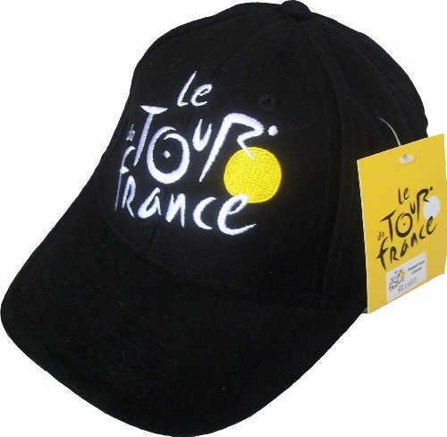 Casquette - Collection officielle - Tour de France Cyclisme - Velo - Taille réglable Ado / Adulte - hat cap
