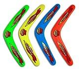 1 x Bumerang - ca. 30cm, verschiedene Farben, Boomerang