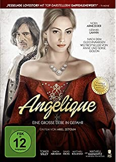 angelique dvd