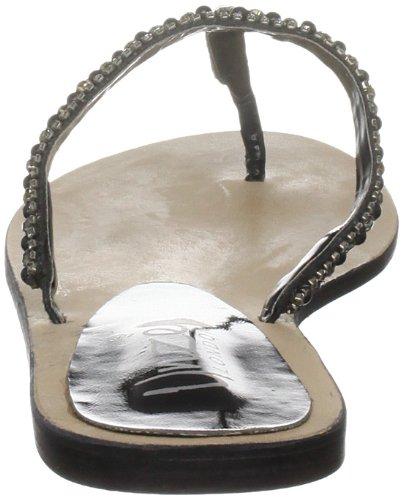 Unze L18335W, Chaussures basses femme Noir (L18335W)