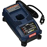 Ryobi 140153004One Plus 18V intelliport d'une heure ni-cd Batterie Chargeur