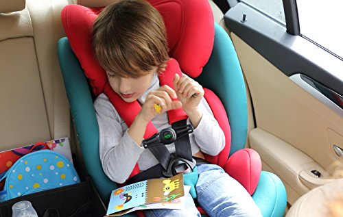Car Safety Seat Strap Belt Lock Tite Tight Harness Clip Safe Buckle For Baby Bl