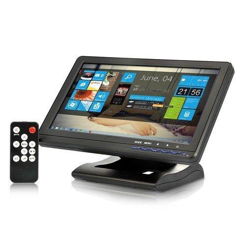 Sourcingbay 10.1 Inch broad Touchscreen Monitor - HDMI, AV, VGA, YPbPr UK