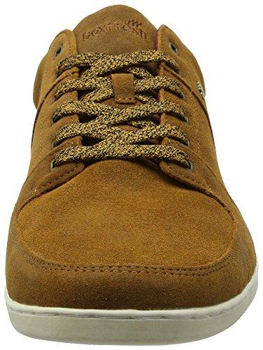 Boxfresh Spencer Sh Wxd Sde, Sneaker Basse Uomo Marrone (Brown)