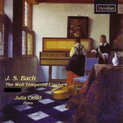 Bach: The Well Tempered Clavier, Vol. 2