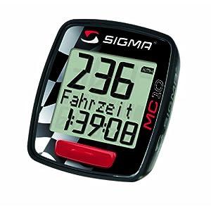 Sigma Sport Motorrad Computer MC 10 - Pulsómetro