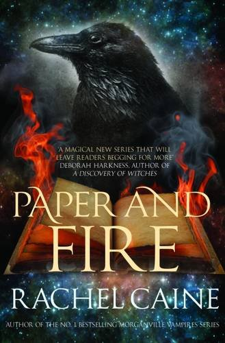 Buchseite und Rezensionen zu 'Great Library 02. Paper and Fire (Novels of the Great Library)' von Rachel Caine