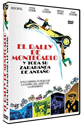 Monte Carlo Or Bust! - El Rally De Montecarlo Y Toda Su Zarabanda De Antaño