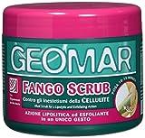 Geomar Fango Scrub, Azione Lipolitica ed Esfoliante in Un Unico Gesto - 600 gr
