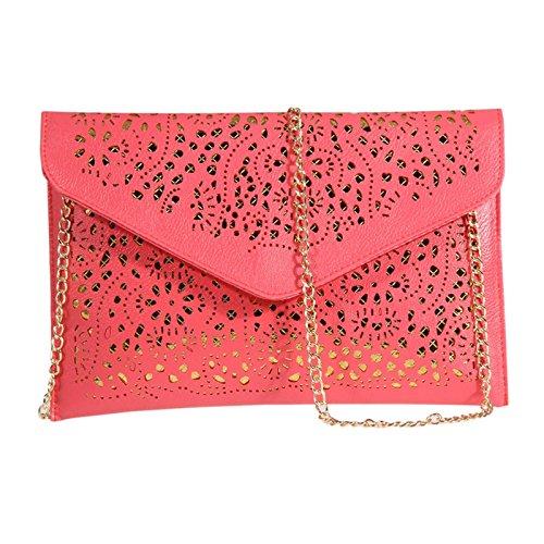 WiTa-Store, Borsetta da polso donna rosa H114 H114
