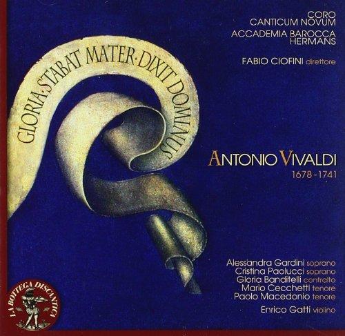 Vivaldi : 1678-1741 - Gloria RV 589 / Stabat mater RV 621 / Dixit dominus RV 807 [Import USA]