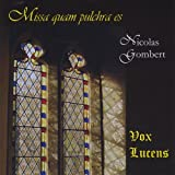 Missa Quam Pulchras Es Nicolas