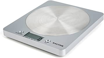 Salter 1036 Disc Electronic Kitchen Scale - Black