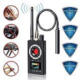 Anti Spy Bug RF Rilevatore wireless rilevatore di segnale per telecamera nascosta laser Lens GSM dispositivo di ascolto Finder radar allarme senza fili segnale radio scanner