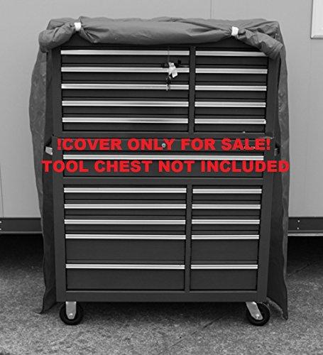 US PRO TOOLS Werkzeug Brust Box Cabinet Schutzhülle 119W x 46D x 155.5H cm