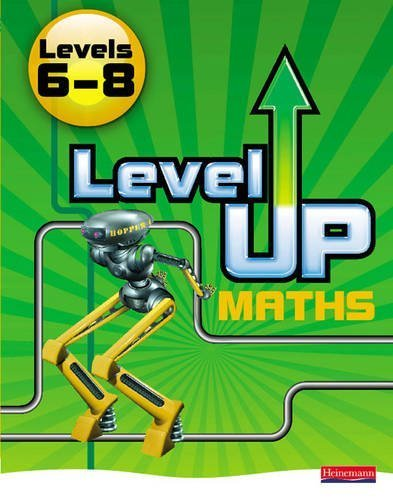 Level Up Maths: Pupil Book (Level 6-8) by unknown (2009) Paperback