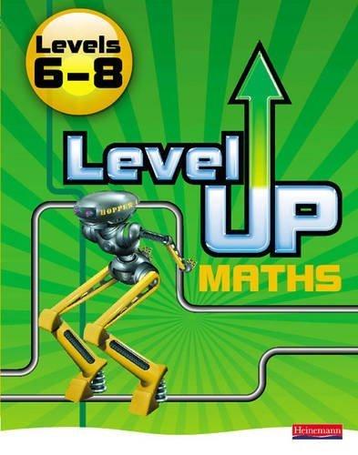 Level Up Maths: Pupil Book (Level 6-8) ( 2009 ) Paperback