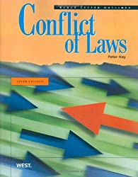 Conflict of Laws (Black Letter Outlines)