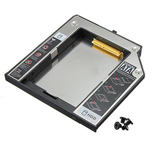 ROUHO 12.7Mm Sata 2. HDD Hard Drive Caddy Für IBM Lenovo Thinkpad T420 T510