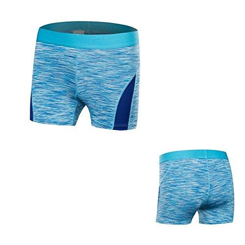 BAITER - Short de sport - Femme - blue 0
