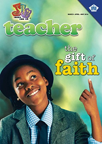 jam-jesus-and-me-teacher-spring-2016-the-gift-of-faith-english-edition