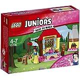 LEGO - 10738 - LEGO Juniors - Jeu de Construction - Le Chalet de Blanche-Neige