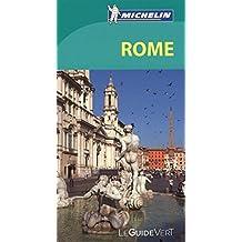 Guide Vert Rome Michelin