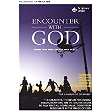 Encounter with God: April - June 2018 (English Edition)