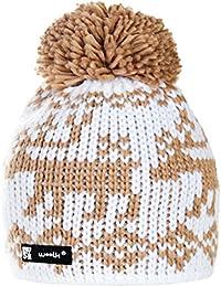 Chapeau d'hiver Winter Beanie Bonnet Laine hat Hats Homme Femme Ski Snowboard 4sold