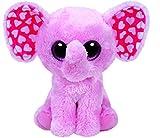 Carletto Ty 37209 - Sugar, Elefant, 15 cm, rosa