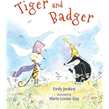 Tiger and Badger
