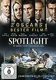 Spotlight - DVD-Hülle des Oscar-Siegerfilms mit Mark Ruffalo