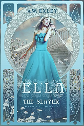 Edwardian House (Ella, the Slayer (Serenity House Book 1) (English Edition))