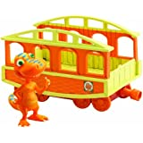 Dinosaur Train Buddy with Train Car