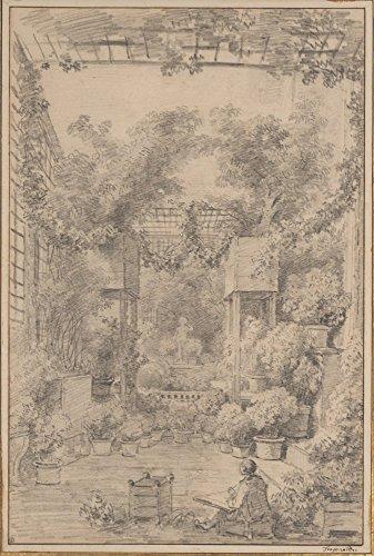 Das Museum Outlet-Designer (1770)-Poster Print Online kaufen (76,2x 101,6cm)