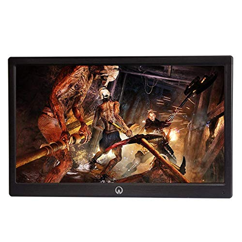 - Vipeco Portable Monitor 1080P Ips Display Monitor For Ps3 Ps4 Xbox Ns 17.3 Inch 409.00 * 253.00 * 12.00 mm