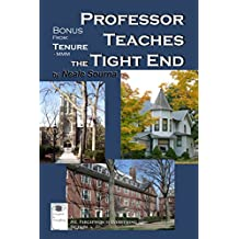 Professor Teaches the Tight End (MMM) (English Edition)